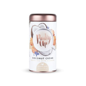 Pinky Up Coconut Creme Loose Leaf Tea<br>PRICE: $10.79<br>UPC: 400000006925