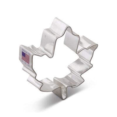 Ann Clark Cookie Cutters - Maple Leaf Mini <br>PRICE: $1.99 <br>SKU: 400000005669