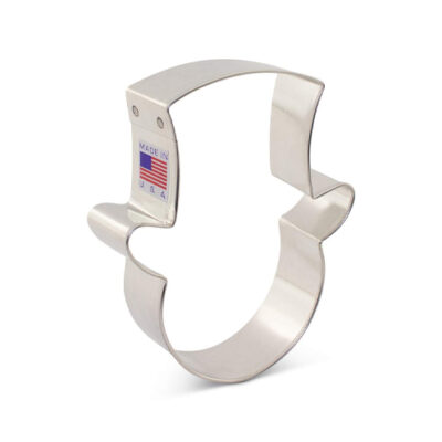 Ann Clark Cookie Cutters - Tophat Face <br>PRICE: $1.99 <br>SKU: 400000005607