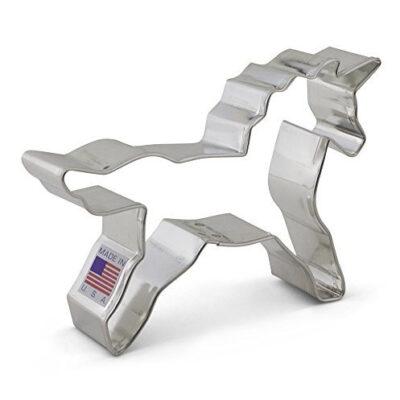 Ann Clark Cookie Cutters - Unicorn <br>PRICE: $1.99 <br>SKU: 400000005645