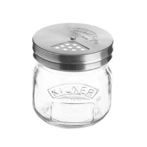Kilner Storage Jar with Stainless Steel
