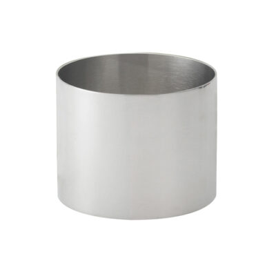 "Stainless Steel Food Ring 2.75"" <br>PRICE: $5.75 <br>SKU: 400000004846"