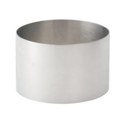 "Stainless Steel Food Ring 3.5"" <br>PRICE: $6.75 <br>SKU: 400000004853"
