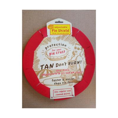 Talisman 1-Piece Adjustable Pie Shield <br>PRICE: $7.99 <br>SKU: 400000001128