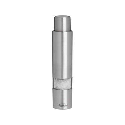Trudeau Salt Mill Stainless Steel <br>PRICE: $19.99 <br>SKU: 400000005331