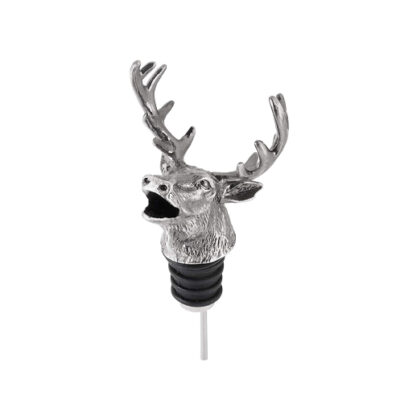 Foster & Rye Stag Stopper and Pourer <br>PRICE: $32.99 <br>SKU: 400000007328