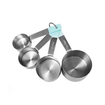 Jamie Oliver Stainless Steel Measuring Cups <br>PRICE: $15.99 <br>SKU: 400000007533