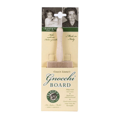 Cousin Liana's Gnocchi Board <br>PRICE: $6.25 <br>SKU: 400000004594