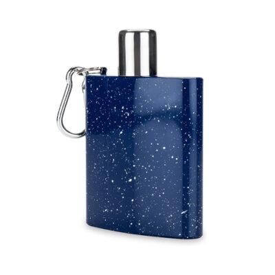 Foster & Rye Enamel Carabiner Flask <br>PRICE: $27.99 <br>SKU: 400000007281