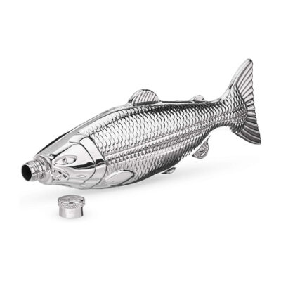 Foster & Rye Stainless Steel Trout Flask <br>PRICE: $34.99 <br>SKU: 400000007304