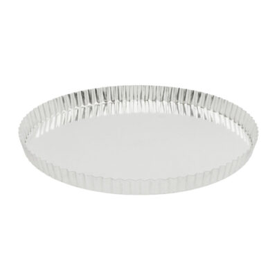 """Gobel 11"""" Fluted Quiche Pan <br>PRICE: $15.50 <br>UPC: 400000000268"""