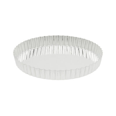 """Gobel 8"""" Fluted Quiche Pan <br>PRICE: $11.50 <br>UPC: 400000000251"""