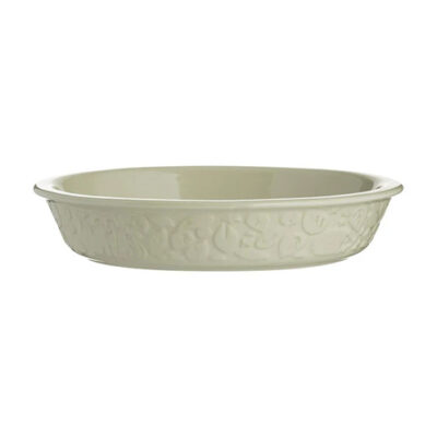 """Mason Cash Pie Dish 10"""" - In The Forest <br>PRICE: $19.99 <br>UPC: 400000007779"""
