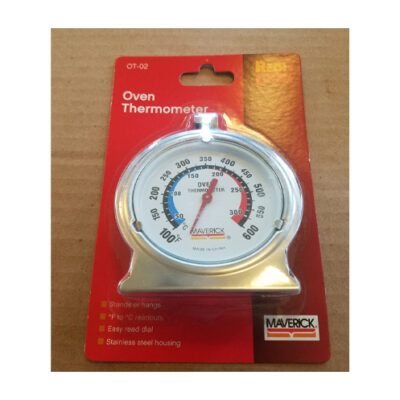 Maverick Oven Thermometer Dial <br>PRICE: $12.99 <br>SKU: 400000002774