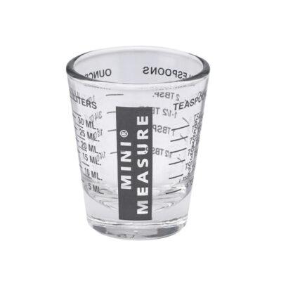 Mini Measure Black 1 Ounce Measuring Cup <br>PRICE: $3.49 <br>SKU: 400000006338