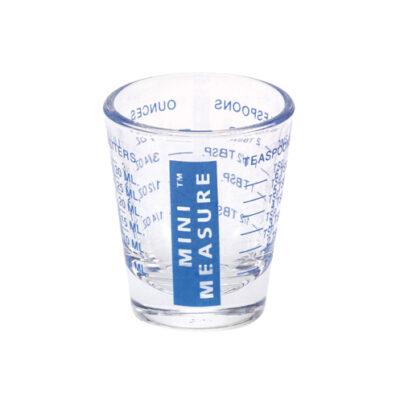 Mini Measure Blue 1 Ounce Measuring Cup <br>PRICE: $3.49 <br>SKU: 400000006307