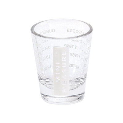 Mini Measure White 1 Ounce Measuring Cup <br>PRICE: $3.49 <br>SKU: 400000006321