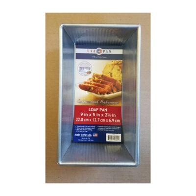 """USA Pan Loaf Pan 9"""" x 5"""" x 2.75"""" <br>PRICE: $18.99 <br>UPC: 400000002347"""