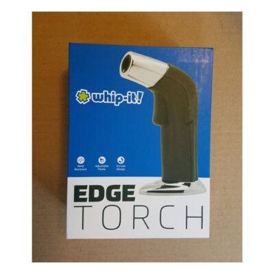 Whip-it! Black Edge Torch <br>PRICE: $30 <br>UPC: 400000002217