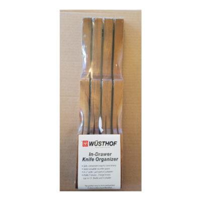 Wusthof In-Drawer Knife Organizer Acacia <br>PRICE: $29.99 <br>SKU: 400000000534