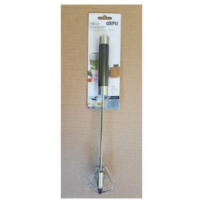 GEFU Universal Rotary Whisk <br>PRICE: $19.95 <br>SKU: 400000000664