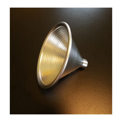 HIC - Small Metal Funnel <br>PRICE: $3.49 <br>SKU: 400000006543
