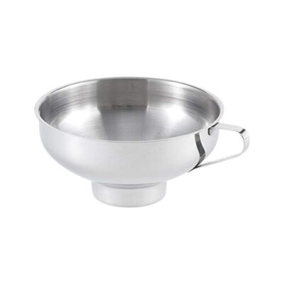 HIC - Stainless Steel Canning Funnel <br>PRICE: $8.99 <br>SKU: 400000006475