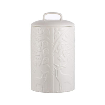 Mason Cash Canister 75 oz - In The Forest <br>PRICE: $26.99 <br>SKU: 400000007793