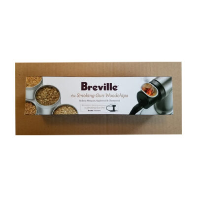 Smoking Gun Woodchips - Breville <br>PRICE: $34.99 <br>SKU: 400000000152