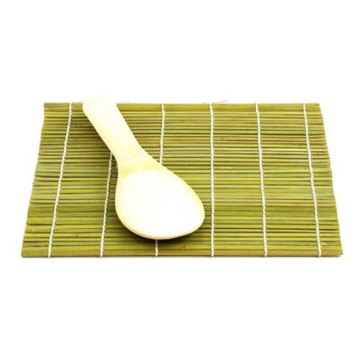 Sushi Mat with Paddle - Asian Kitchen <br>PRICE: $4.49 <br>SKU: 400000000961