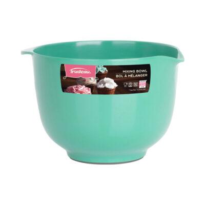 Trudeau Mixing Bowl with Pour Spout - Mint <br>PRICE: $3 <br>SKU: 400000005423