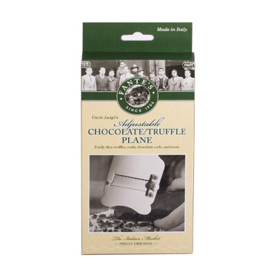 Uncle Luigi's Adjustable Chocolate/Truffle Plane <br>PRICE: $19.99 <br>SKU: 400000000831
