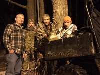 2019: Buckhaven Fish and Game Club with a big Warren County 8-pointer.