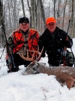 2019: Gerald Thomas of Potsdam: 155-pound, 10-pointer taken Nov. 13 in Tupper Lake, St. Lawrence County.