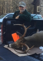 2020: Jim Jenny, of Remsen with an Onieda County 8-pointer taken Nov 3.