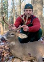 2020: Todd Stevens of West Glenville with a 170-pound, 8-pointer taken Nov. 18 in Arietta, Hamilton County.