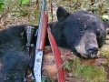2020: Robert Foster, of Oppenheim, Fulton County, got this 150-200 pound black bear on the second day of the early bear season.