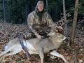 2020: Cody Carpenter's 180-pound, 7-pointer taken in Warren County.
