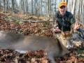 2020: Ivon Waldron of North Creek with a Warren County 10-pointer taken in Johnsburg on Nov. 21.