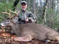 2020: Herb French with an Adirondack 8-pointer taken Dec. 1 in Hamilton County.