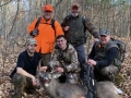 2020: Colin Watkins, of Corinth, with a 150-pound, 8-pointer taken Nov. 21 in Hamilton County.