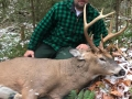 2017: Chris Graves of Remsen, NY with Herkimer County 8-pointer