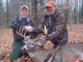 2010: Rick and Brian Esch of Remson, 10-pointer, 175-pounds, Herkimer County