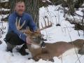 2011: Pat Galusha of Warrensburg, 156-pounds, Indian Lake, NY