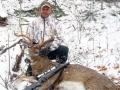 2012: Dennis Esch of Barneveld, NY, 8-pointer, 170-pounds, Herkimer County