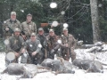 2012: Salerno Brothers with a collection of bucks