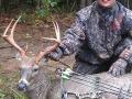 2012: Dave Howard, 8-pointer, 176-pounds, archery season, Lake George, NY