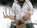 2013: Pete Bruno of the Horn Hunters, 11-pointer, 160-pounds, Essex County