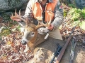 2014: Tom Bissell, 10-pionter, 185-pounds, Cranberry Lake