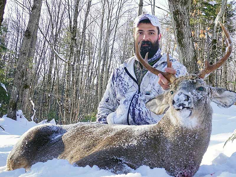 2019:  Tony Cortese with an 8-pointer taken Nov. 17 in Hamilton County.